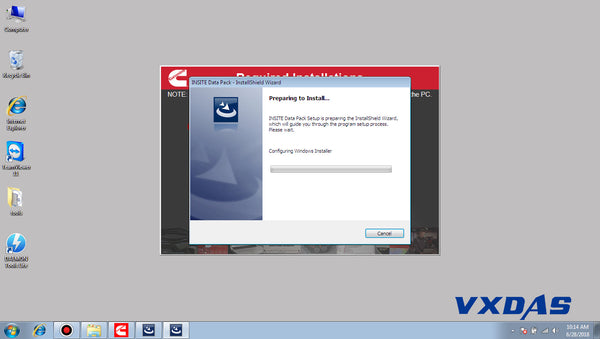 Cummins INSITE 8.3.0120 Software 8.3.0120 Pro Version No Time Limited - VXDAS Official Store