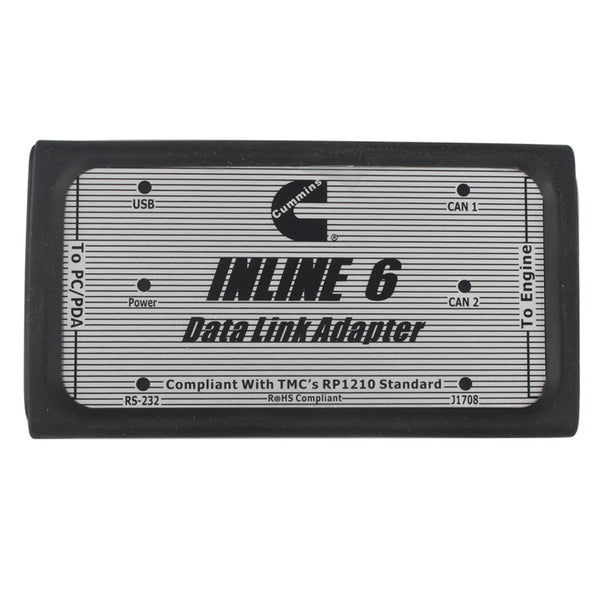 Cummins INLINE 6 Data Link Adapter with Cummins Insite 8.2.0.184 Software for Cummins - VXDAS Official Store