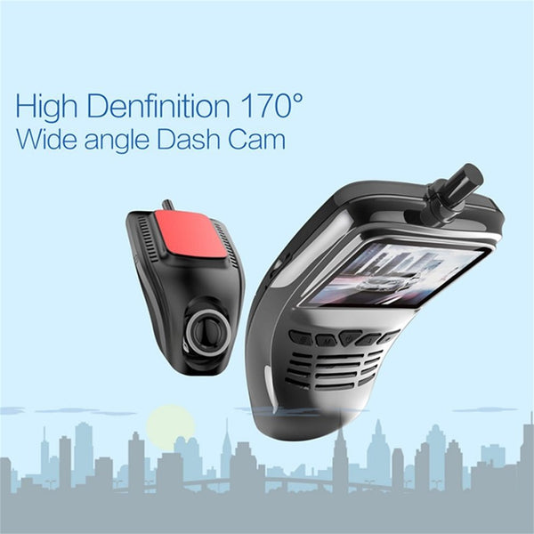 Vision Cam Wifi Night G Car DVR Lens Wide Angle Dash Eye with Small Camera Recorder HD Sensor 1080p Full