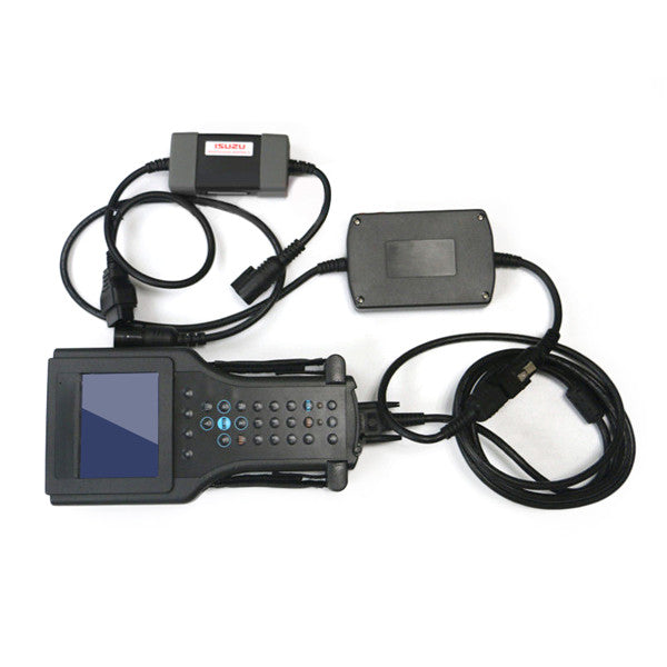 ISUZU Truck Diagnostic Scanner Full Set ISUZU TECH2 with ISUZU 24V Adapter  for Truck Diagnostic
