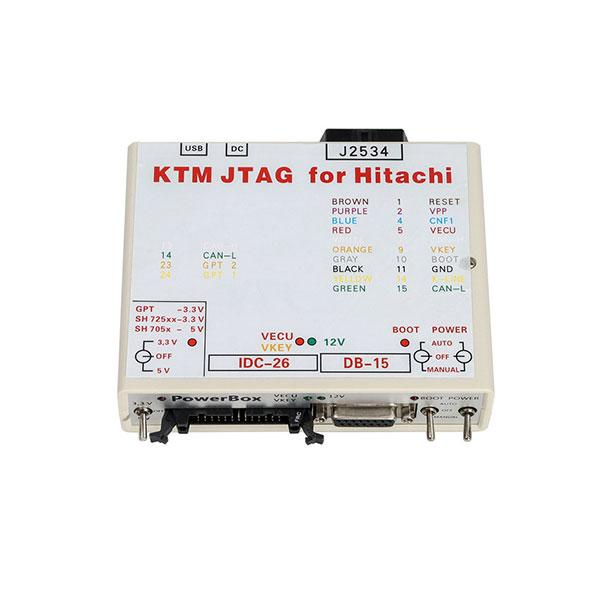KTM Flash ECU Programmer & Transmission Power Upgrade Tool Via OBD Support 271 MSV80 MSV90 - VXDAS Official Store