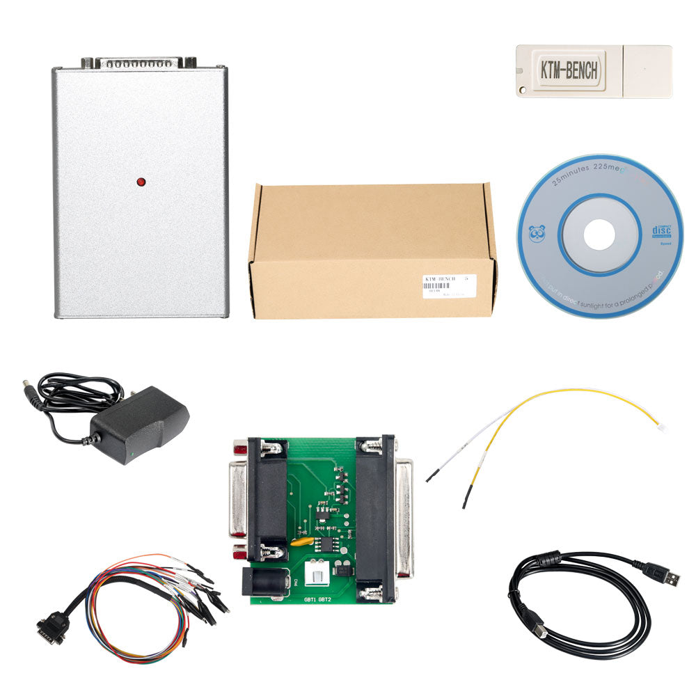 KTM BENCH ECU Programmer for BOOT and Bench Read and Write No Need  Disassemble ECU
