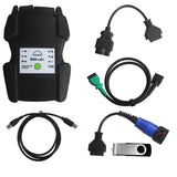 MAN CATS T200 Communication Interface Man CATS II Truck Diagnostic Kit - VXDAS Official Store