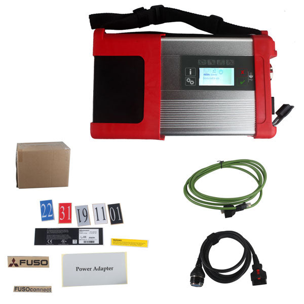 SD Connect for Mitsubishi Fuso C5 XENTRY Truck Diagnostic Kit (2012-2016) with WiFi Wireless - VXDAS Official Store