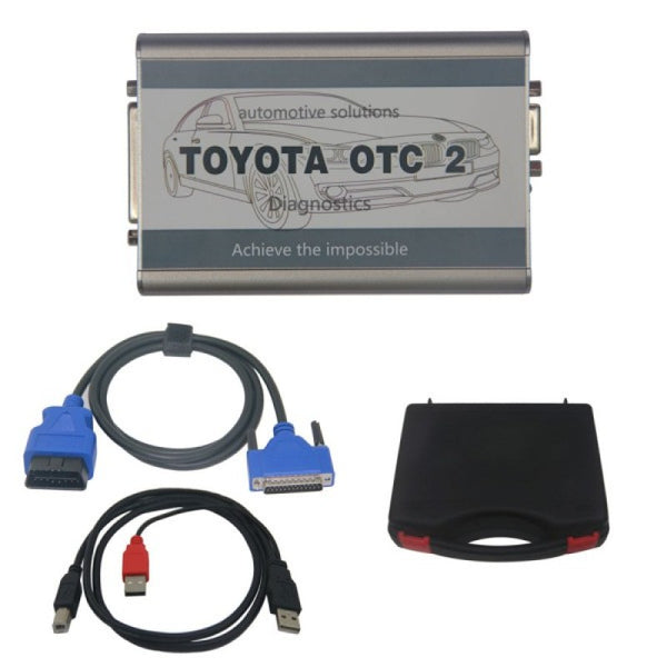 TOYOTA OTC 2 with Latest V11.00.017 Software for All Toyota and Lexus Diagnose and Programming - VXDAS Official Store