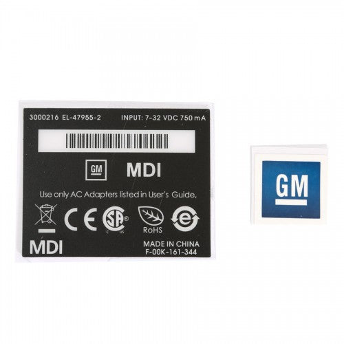 GM MDI Multiple Diagnostic Interface Wifi With Tech2Win, GDS2,  Global TIS Software - VXDAS Official Store
