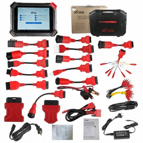 Originl XTOOL EZ500 HD Heavy Duty Full System Diagnosis Tool WIFI EZ500HD with Special Functions - VXDAS Official Store
