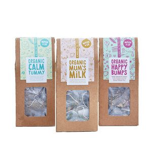 Mum's Bundle (Happy Bumps, Mum's Milk & Calm Tummy tea)