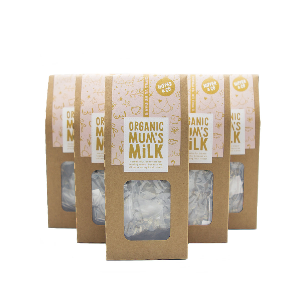 Organic Mum's Milk bundle