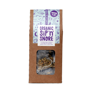 Organic Sip'n'Snore, sleep easy herbal tea