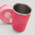 Pink Thermal KeepCup 340ml Sasskaton, Stainless Steel