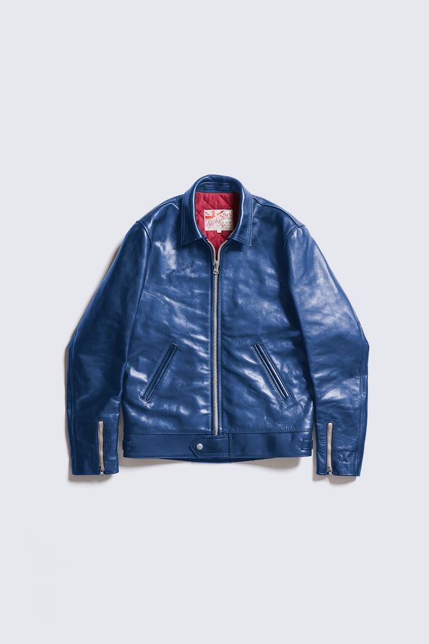 AD-01 CENTER-ZIP JACKET (HORSE)