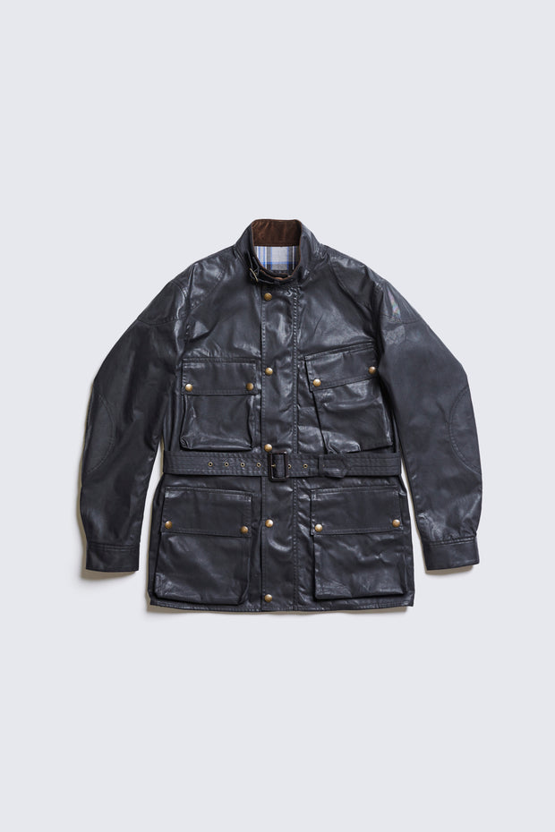 ACV-WX02L WAXED COTTON BMC JACKET(LONG)