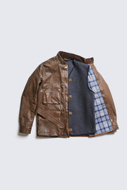 ACV-WX02 WAXED COTTON BMC JACKET