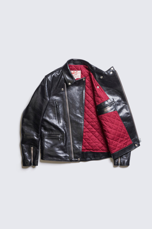 AD-02L  DOUBLE RIDERS JACKET (LONG TYPE) (HORSE)