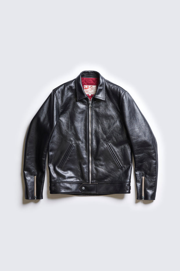 AD-01 CENTER-ZIP JACKET (KIP)