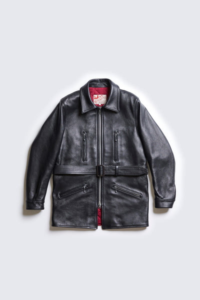 AD-18 BRITISH GREASER COAT (SHEEP)