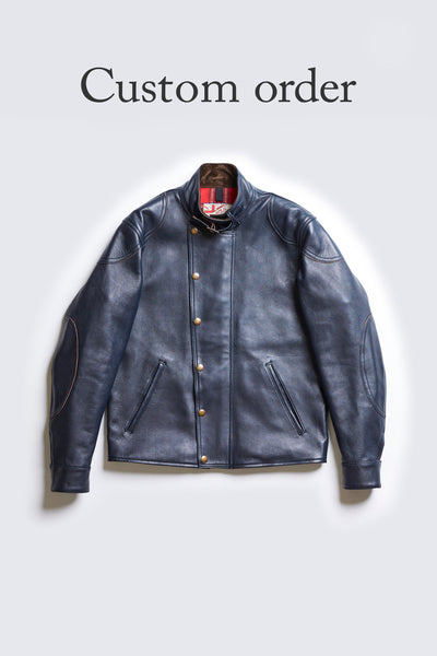 BUILT TO ORDER - AD-09 ULSTER JACKET (SHEEP) CUSTOM