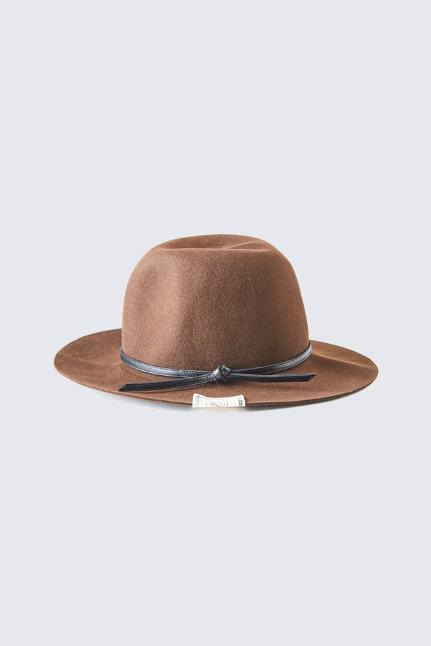 ACV-HG03HW RABBIT TRAVELER HAT
