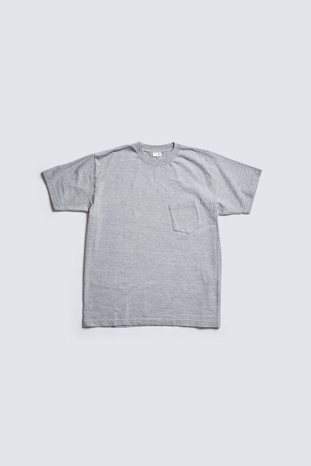 ACV-CS01 SLANTING POCKET TEE