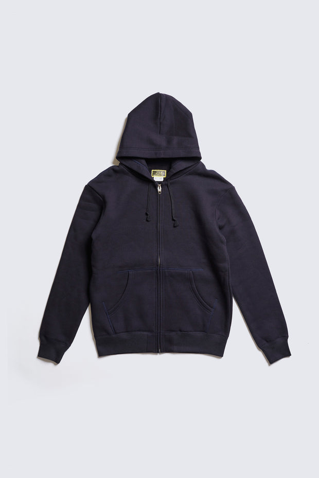 ACV-SWP01 PRINTED HEAVY WEIGHT ZIP-UP PARKA