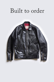 BUILT TO ORDER - AD-01 CENTER-ZIP JACKET (KIP)