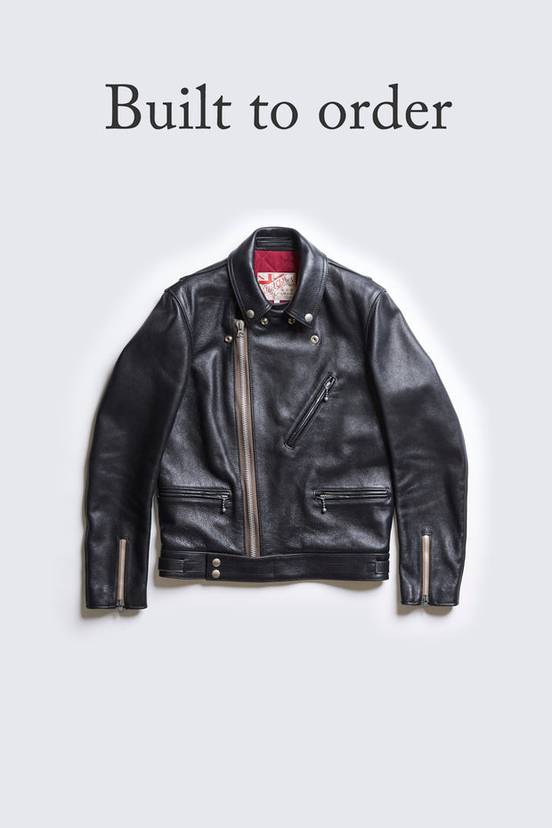 BUILT TO ORDER - AD-03 BRITISH ASYMMETRY JACKET (KIP)
