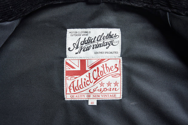 BUILT TO ORDER - AD-09 ULSTER JACKET (DEER)