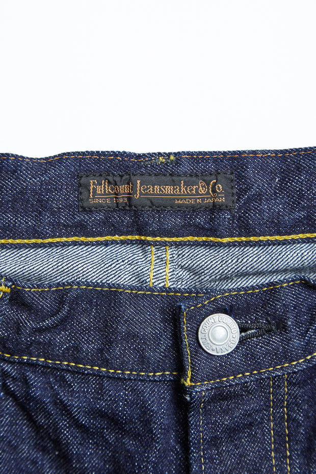 ACV-P01FC TAPERED DENIM PANTS