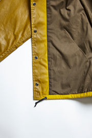 ACV-WX03 WAXED COTTON COACH JACKET