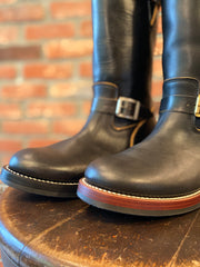 BUILT TO ORDER - AB-01H HORSEHIDE ENGINEER BOOTS CUSTOM