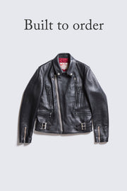 BUILT TO ORDER - AD-02 DOUBLE RIDERS JACKET (SHEEP)