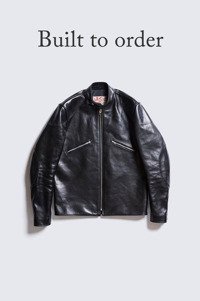BUILT TO ORDER - AD-05  CLUBMAN JACKET (HORSE)