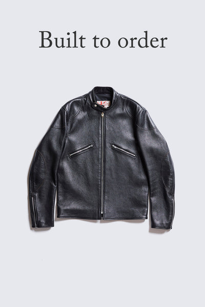 BUILT TO ORDER - AD-05  CLUBMAN JACKET (SHEEP)