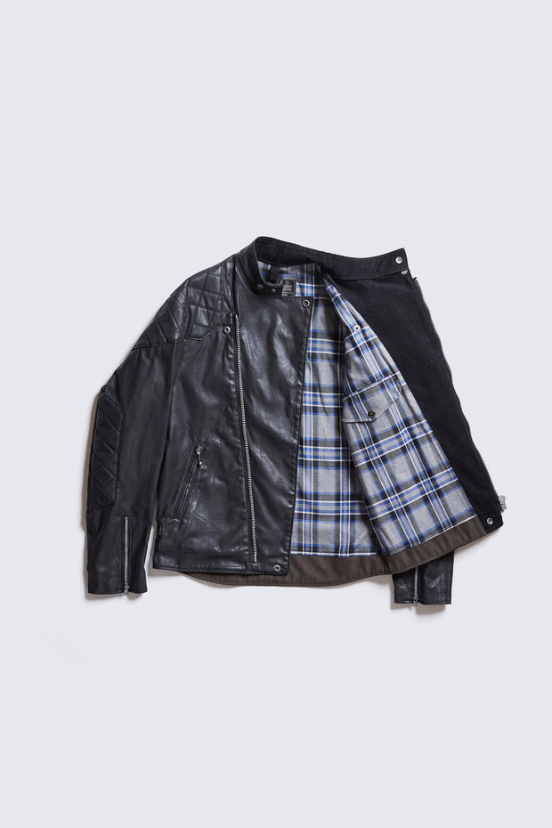ACV-WX01 WAXED COTTON RESISTANCE JACKET