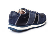 EARTH-LINE NAVY BLUE / CREAM