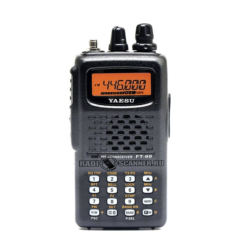 Yaesu FT-60R - Fly Above All