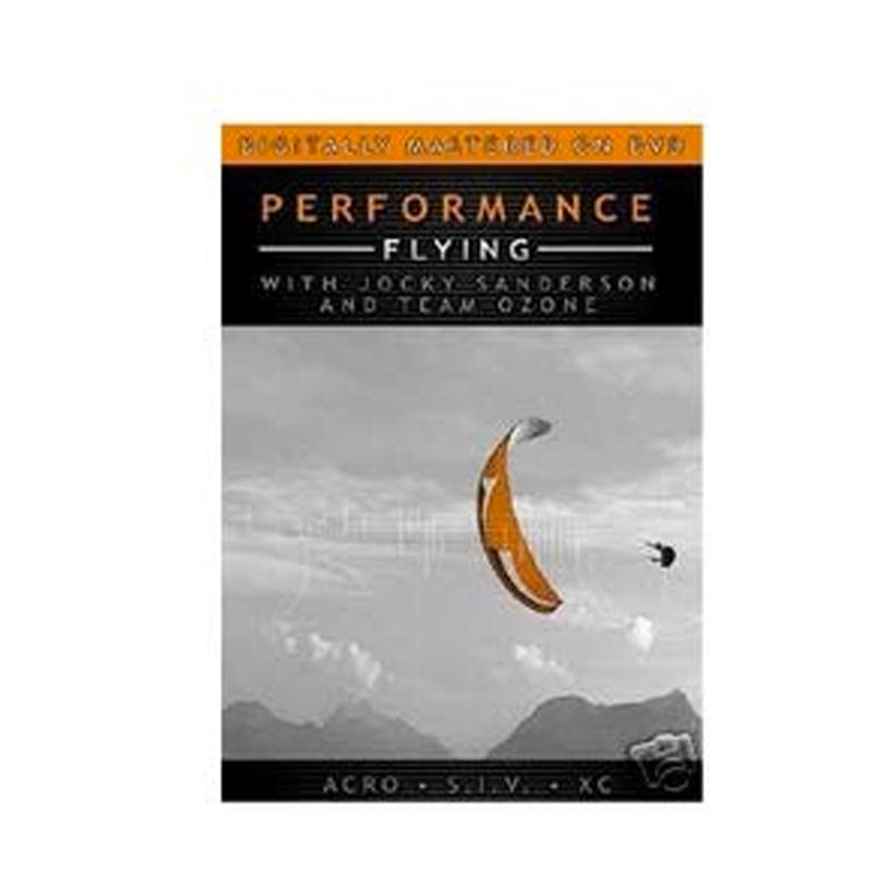 Performance Flying DVD - Fly Above All