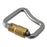 Steel self-locking carabiner - Fly Above All