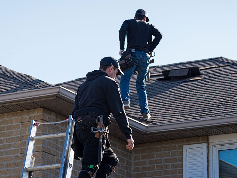 Roof should be regularly inspected and properly maintained