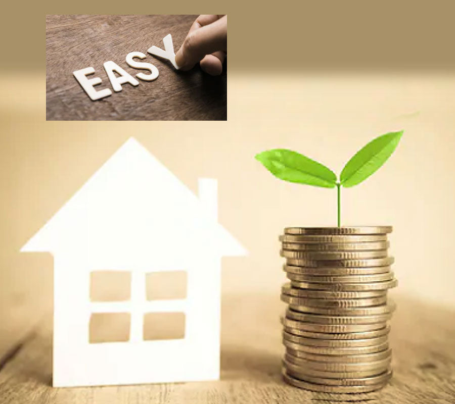 Easy process with financing