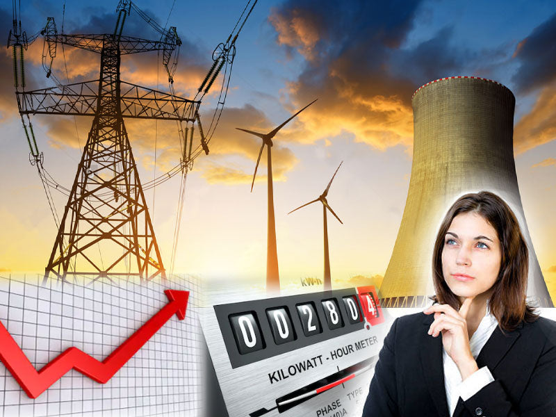 Do you know? - Electricity costs are increasing 10% year