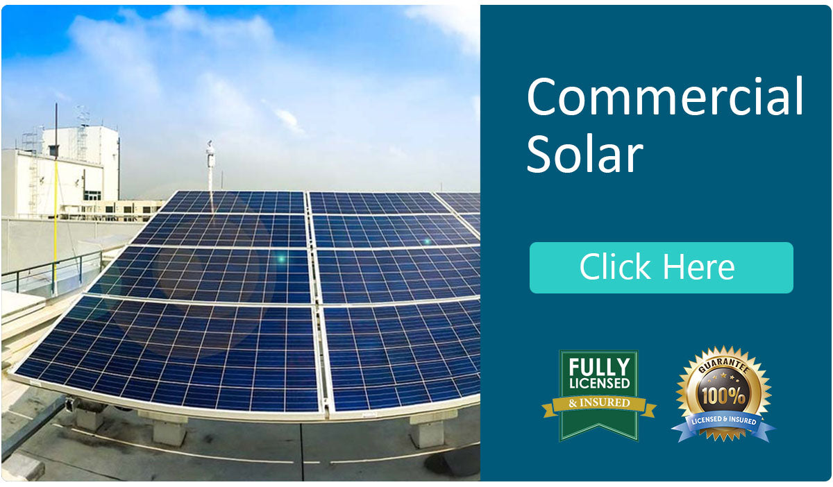 Services from iGreen - Commercial solar installation