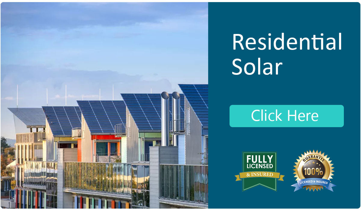 Services from iGreen - Residential solar installation