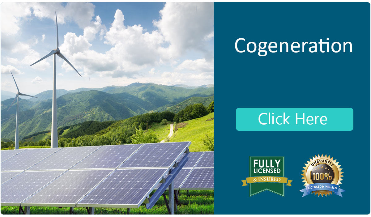 Services from iGreen - Energy Cogeneration