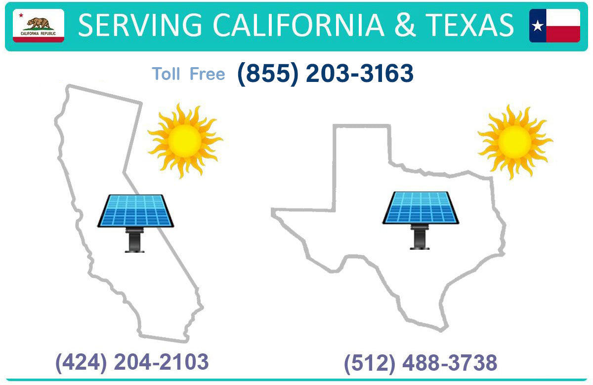 Serving California & Texas with Clean Energy