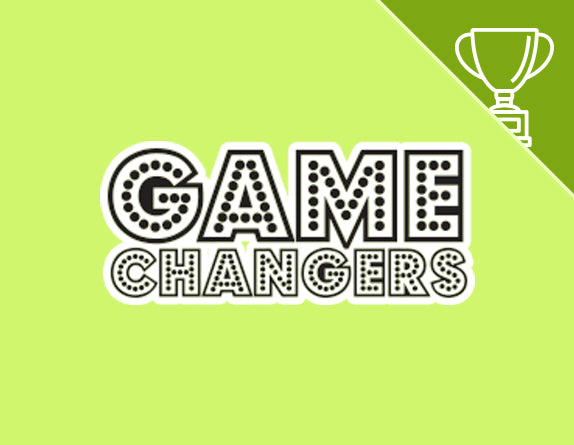 Game Changers Awards - Beste Neue Marke & Besten Tech. Innovation