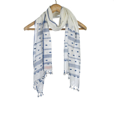 The striped stole