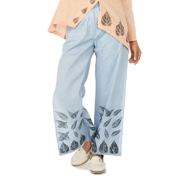Double layered pants