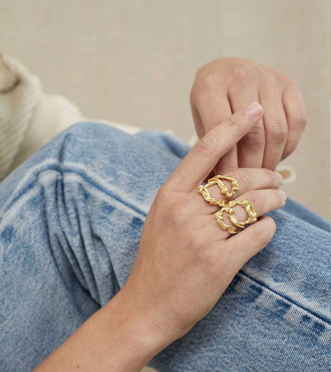 Trine Tuxen Kale Ring